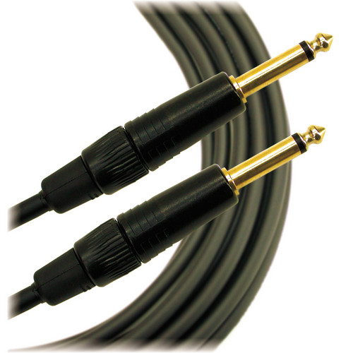 "Mogami Gold Instrument 1/4"" Male to 1/4"" Male Instrument Cable - [6' (1.83 m)]"