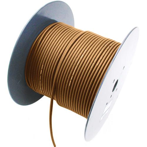 Mogami W2534 A 01 Neglex Quad High-Definition Microphone Cable (164', Brown)