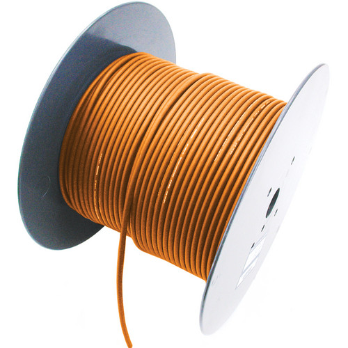 Mogami W2534 C 03 Neglex Quad High-Definition Microphone Cable (328', Orange)