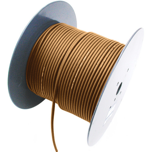 Mogami W2534 E 01 Neglex Quad High-Definition Microphone Cable (656', Brown)