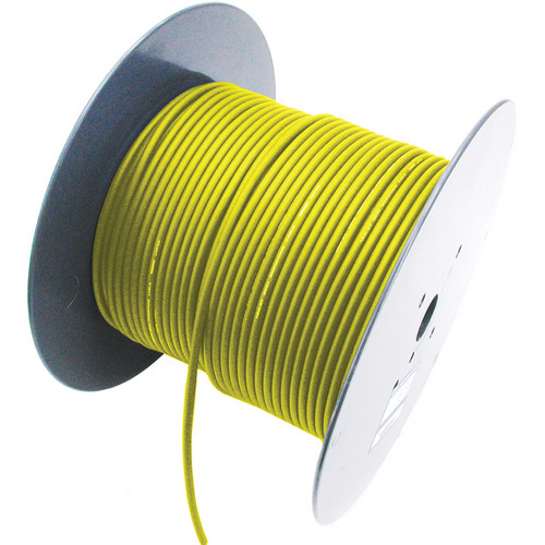Mogami W2944 Internal / External Standard Console Wiring Cable (656', Yellow)