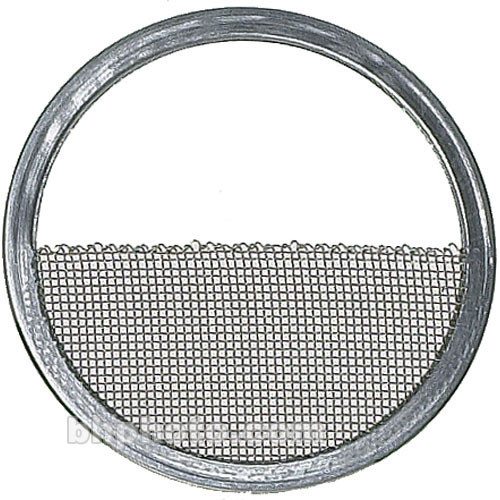"Mole-Richardson Scrim - Half Single Wire - 5-1/8"""