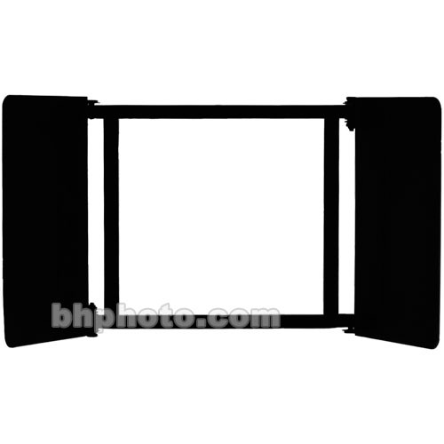 Mole-Richardson 2-Way/2-Leaf Barndoor Set for 1K Softlite