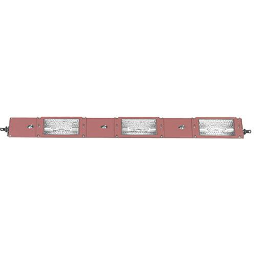 Mole-Richardson Nooklite 3 Light Open Face Tungsten Fixture (120-240VAC)