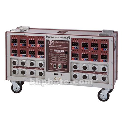 Mole-Richardson Socapex 48 Channel Distribution Box
