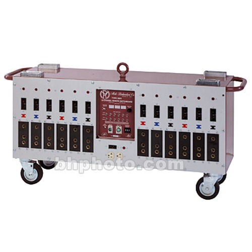Mole-Richardson 12 Channel Deuce Board Distribution Box