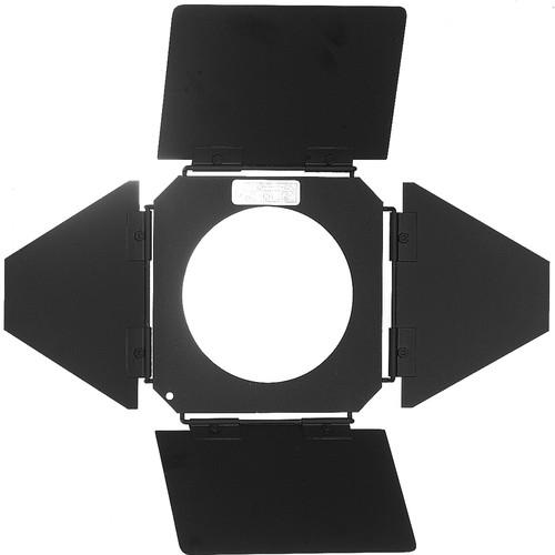 Mole-Richardson 4 Way/4 Leaf Barndoor Set for Teenie-Weenie, 200W DigiMole