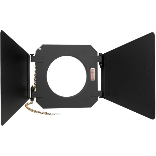 Mole-Richardson Barndoor Assembly, 2-Door Unit for 1,000W Baby Solarspot Fresnel