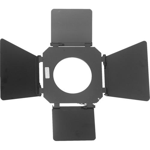 "Mole-Richardson 4 Way/4 Leaf Barndoor Set for 6"" Baby Solarspot"