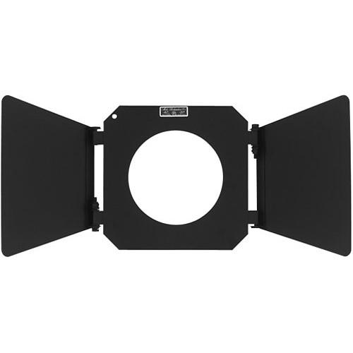 "Mole-Richardson 2-Way/2-Leaf Barndoor Set for 6"" Baby Solarspot"