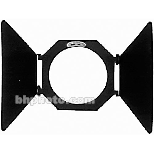 Mole-Richardson 2 Way/2 Leaf Barndoor Set for Mighty-Mole