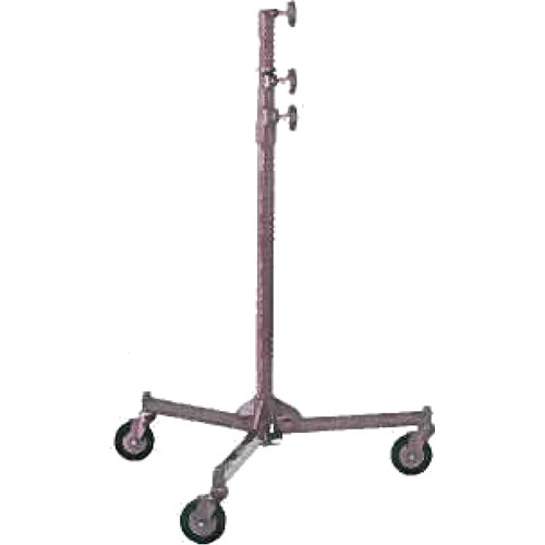 Mole-Richardson Junior Size Wheeled Standard Stand (8')