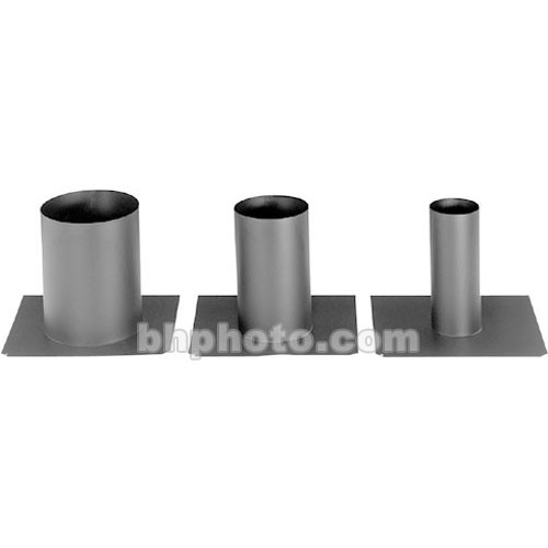 Mole-Richardson Snoots for Mole Junior Fresnel - Set of 3
