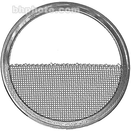 "Mole-Richardson Half Single Stainless Steel Scrim - 9"""