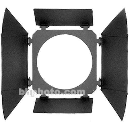 Mole-Richardson 4 Way/12 Leaf Barndoor Set for Baby-Tener 10Kw