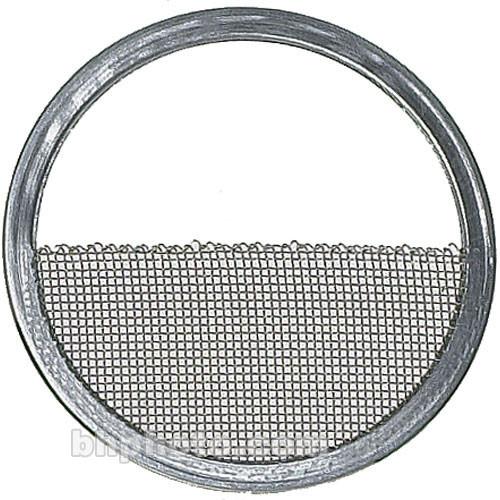 "Mole-Richardson Scrim - Half Single Stainless Steel for Baby Senior - 13-1/2"""