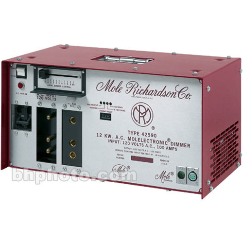 Mole-Richardson 10K AC Dimmer