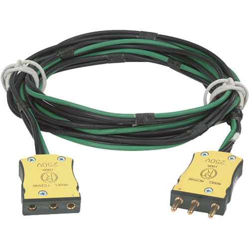 Mole-Richardson Extension Cable for 20K Dimmer - 100A, 100'