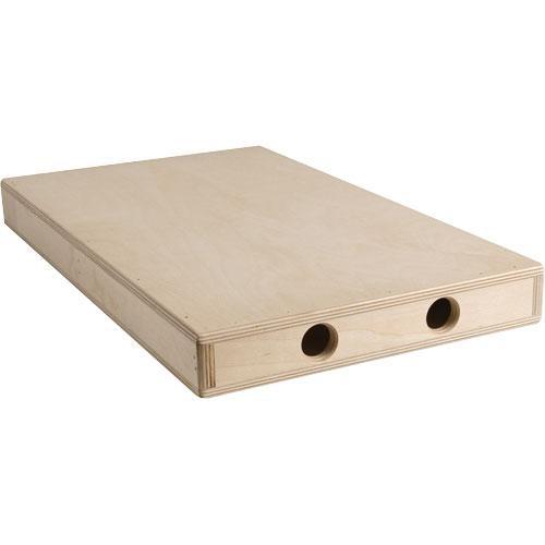 "Mole-Richardson 12 x 2 x 20"" 1/4 Apple Box"