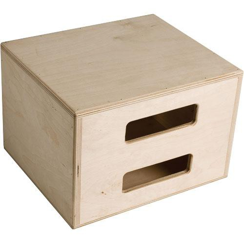 "Mole-Richardson 12 x 12 x 20"" Super Apple Box"