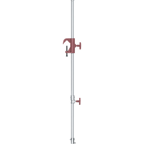 "Mole-Richardson Telescopic Hanger with 1/2"" Female Thread - 2' (0.6 m)"