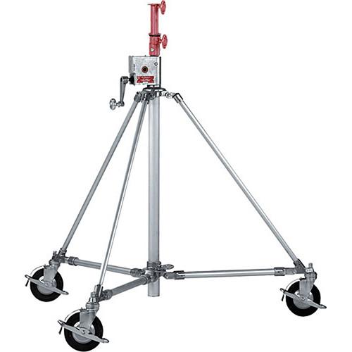 Mole-Richardson Litewate Crank-Up Wheeled Stand (10')
