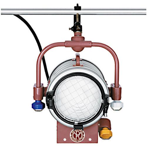 """Mole-Richardson Junior 2K Fresnel - Hanging, Pole - 8"""" (120-240V AC)"""