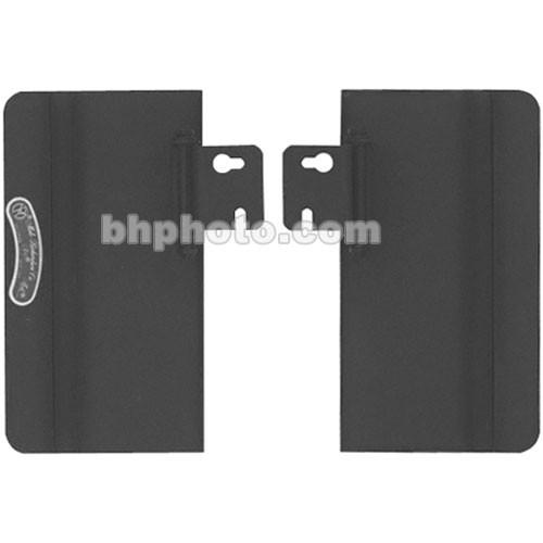Mole-Richardson 2-Leaf Barndoor Set and Diffuser Holder for Molefay 650W PAR