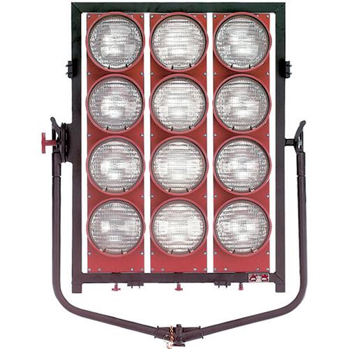 Mole-Richardson Moleeno 2K-12KW 12 Light Par Bank