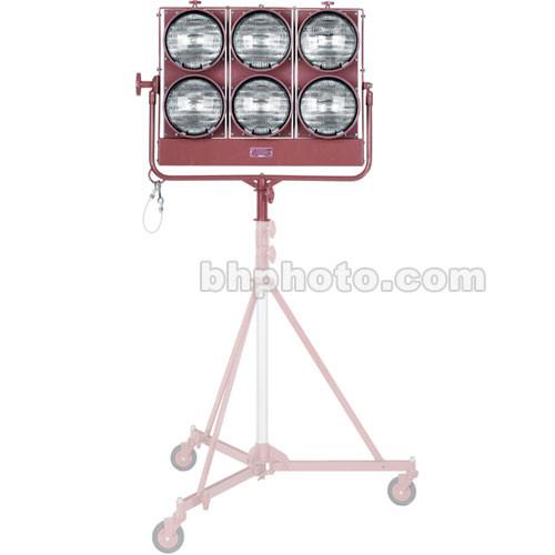 Mole-Richardson Molepar 1K-6KW 6 Light Par Bank