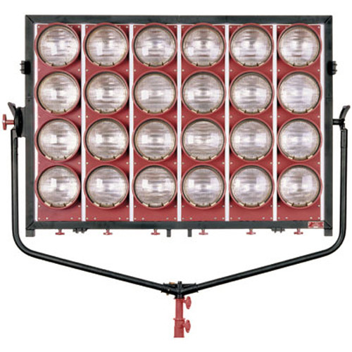 Mole-Richardson Moleeno 2K-24KW 24 Light Par Bank