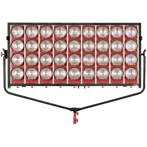 Mole-Richardson Moleeno 2K-36KW 36 Light Par Bank