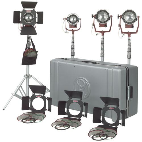 Mole-Richardson Tweenie II  4 Light Combo Kit (120-240V)