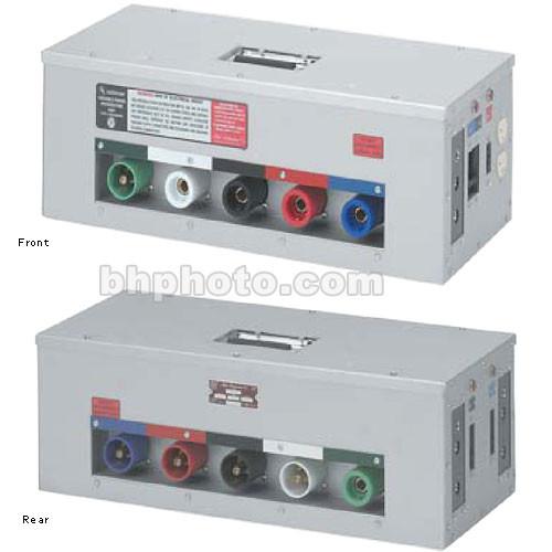 Mole-Richardson Molelock Pigtail Box - 300 Amps (120-208V)