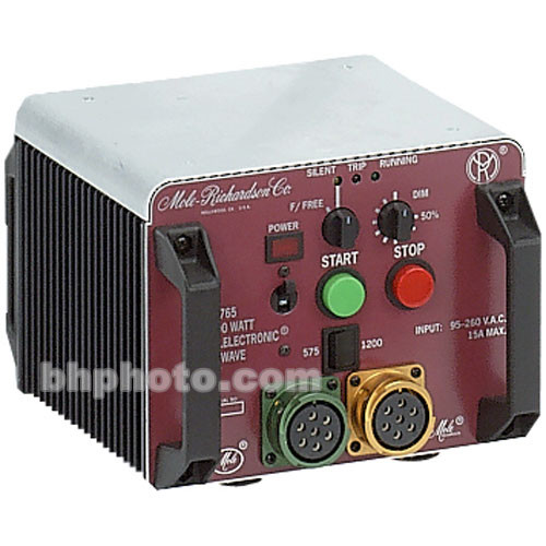 Mole-Richardson Electronic Ballast for HMI Par 575/1200W