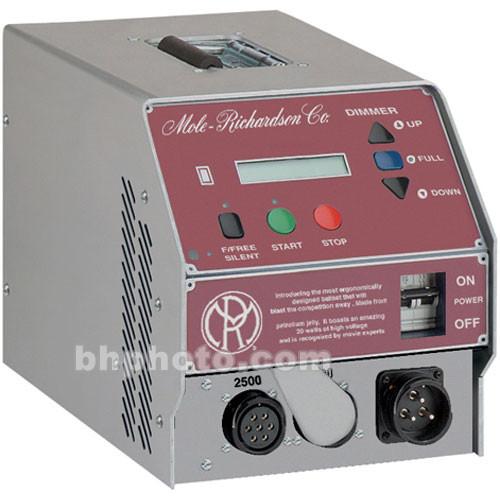 Mole-Richardson Electronic Ballast for 2.5/4K HMI (95-260VAC)