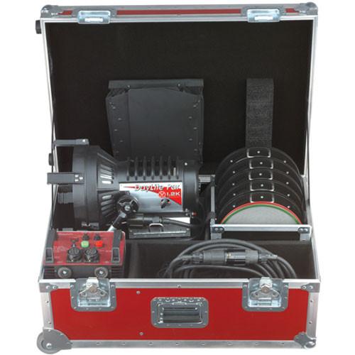 Mole-Richardson Molepar 1200 Watt HMI One Light Kit (90-260VAC)
