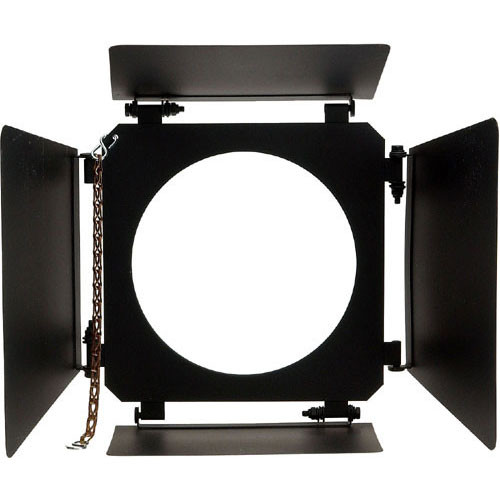 Mole-Richardson 4-Way/4-Leaf Barndoor Set for 6K HMI PAR