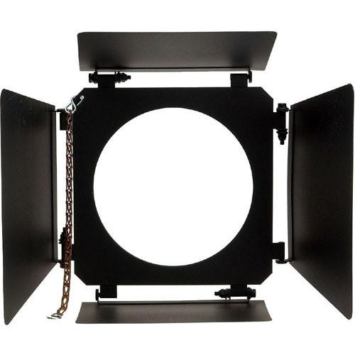 Mole-Richardson Four Way, Four Leaf Barndoor Set for 6K HMI PAR