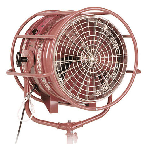 "Mole-Richardson Moleffect Windmachine - 18"" Fan (120-240VAC)"