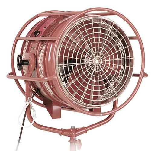 """Mole-Richardson Moleffect Windmachine - 18"""" Fan (120-240VAC)"""