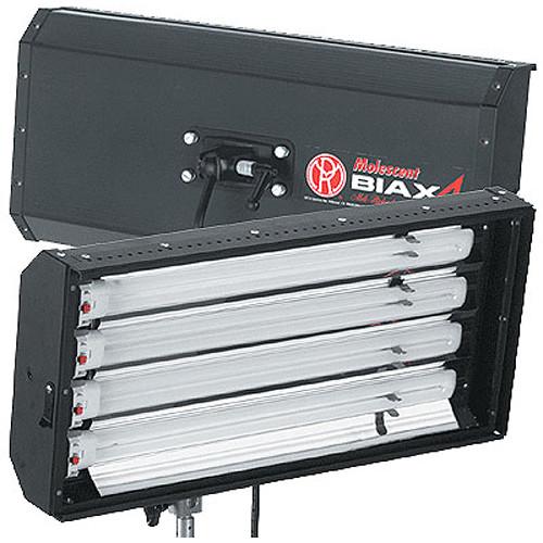 Mole-Richardson Biax-4 Fluorescent 1-Light Local Dimming Pro Kit (120 VAC)