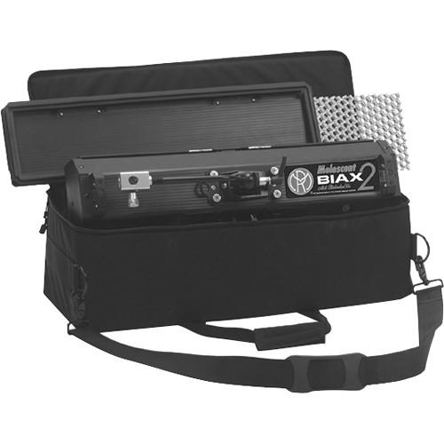 Mole-Richardson Biax-2 Omni Fluorescent 1 Light Kit, Local Dimmer