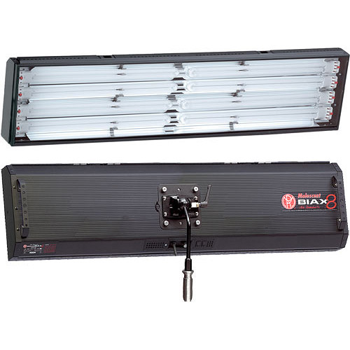Mole-Richardson Biax-8L Omni Fluorescent Long Fixture, Local (220V)