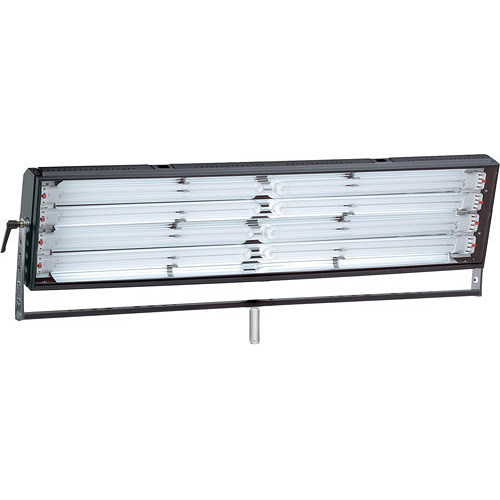 Mole-Richardson Biax-8L Fluorescent Long, Yoke, Local Dim (220V)