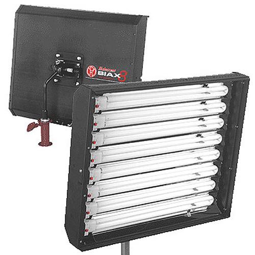 Mole-Richardson Biax-8 Fluorescent 1-Light Local Dimming Pro Kit (120 VAC)