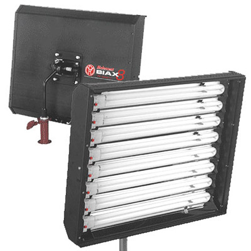 Mole-Richardson Biax-8 Fluorescent 1 Light Local Dimming Kit