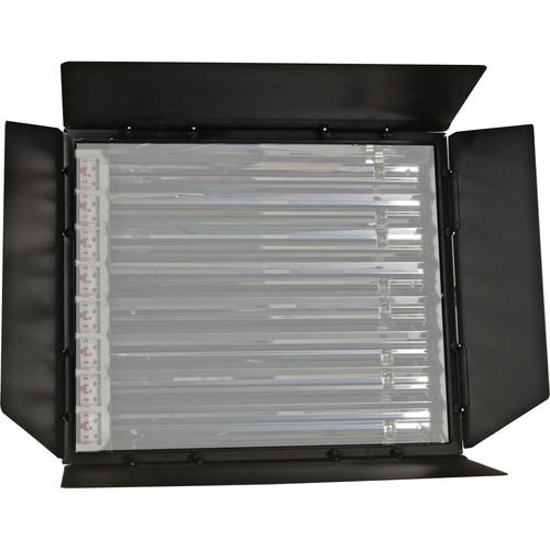 Mole-Richardson 4-Leaf Barndoor Set for Biax-8 Fluorescent Light