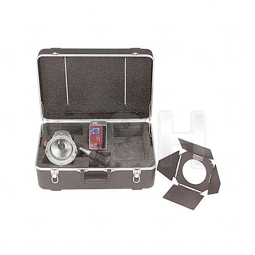 Mole-Richardson DigMole 200W HMI PAR Light Starter Kit  (24-32V DC)