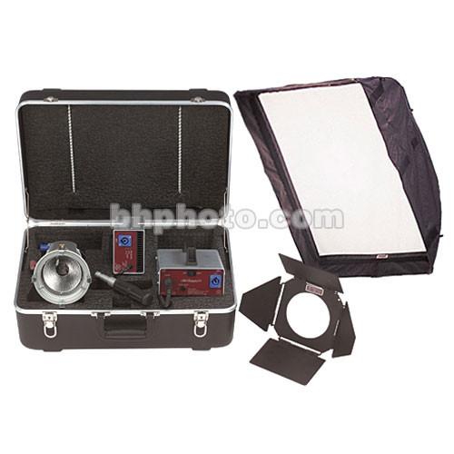 Mole-Richardson DigiMole 200W HMI PAR 1 Light Pro Kit (24-32V DC)